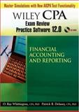 Wiley CPA Examination Review Practice Software 12. 0 FAR, Delaney, Patrick R. and Whittington, O. Ray, 0471797863