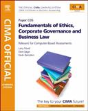 CIMA Official Learning System Fundamentals of Ethics, Corporate Governance and Business Law, Mead, Larry and Sagar, David, 1856177874