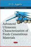 Advanced Ultrasonic Characterization of Fresh Cementitous Materials, Aggelis, D. G., 1611227879
