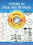 American Folk Art Designs, Joseph D'Addetta, 0486997871