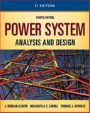 Power System Analysis and Design, Glover, J. Duncan and Sarma, Mulukutla S., 0495667870
