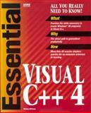 Essential Visual C Plus Plus 4, Williams, Mickey, 0672307871