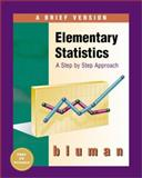 Elementary Statistics : A Brief Version with Data CD-ROM, Bluman, Allan G., 0072357878