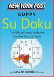 New York Post Guppy Su Doku, HarperCollins Publishers Ltd. Staff and New York Post Editors, 0062067877