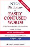 NTC's Dictionary of Easily Confused Words, Williams, Deborah K., 0844257877