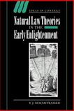 Natural Law Theories in the Early Enlightenment, Hochstrasser, T. J., 052102787X