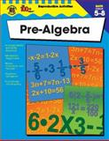Pre-Algebra, Grades 5-8, Mary Lee Vivian and Margaret Thomas, 0742417875
