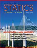Engineering Mechanics - Statics, Meriam, J. L. and Kraige, L. G., 0470917873