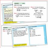 ProntoPass NAPLEX® Review Math Practice : Pharmacy Math, ProntoPass Solutions, 0982227876