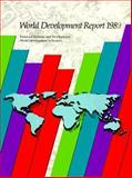 World Development Report, 1989 9780195207880