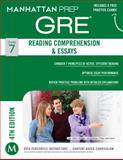 Reading Comprehension and Essays GRE Strategy Guide, 4th Edition, Manhattan Prep, 1937707881