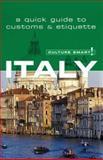 Culture Smart! Italy, Charles Abbott, 1558687882