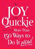The Joy of the Quickie, Kate Stevens, 1440527881
