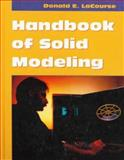 The Handbook of Solid Modeling, , 0070357889