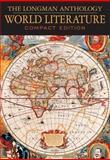 The Longman Anthology of World Literature, Compact Edition Plus MyLiteratureLab -- Access Card Package, Damrosch, David, 0133957888