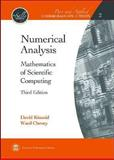 Numerical Analysis : Mathematics of Scientific Computing, Kincaid, David and Cheney, Ward, 0821847880
