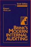Brink's Modern Internal Auditing, Moeller, Robert R., 0471677884