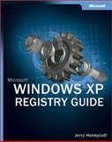 Microsoft Windows XP Registry Guide, Honeycutt, Jerry, 0735617880