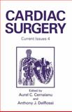 Cardiac Surgery : Current Issues 4, , 1461357888