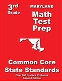 Maryland 3rd Grade Math Test Prep, Teachers Treasures, 1500197882
