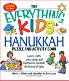 Hanukkah Puzzle, Beth L. Blair and Jennifer A. Ericsson, 1598697889