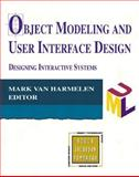 Object Modeling and User Interface Design, Van Harmelen, Mark, 0201657899