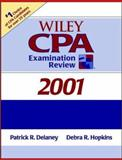 Wiley CPA Examination Review, 2001 Edition, Delaney, Patrick R. and Hopkins, Debra R., 047139789X