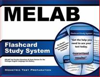 MELAB Flashcard Study System Study Guide : MELAB Test Practice Questions and Exam Review for the Michigan English Language Arts Battery, MELAB Exam Secrets Test Prep Team, 162733789X