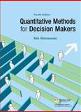 Quantitative Methods for Decision Makers, Wisniewski, Mik, 0273687891
