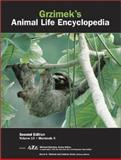 Grzimeks Animal Life Encyclopedia : Mammals II, Grzimek, Bernhard and Schlager, Neil, 0787657891