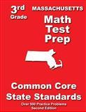 Massachusetts 3rd Grade Math Test Prep, Teachers Treasures, 1500197890