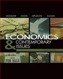 Economics and Contemporary Issues (with InfoTrac College Edition 2-Semester and Economic Applications Printed Access Card), Moomaw, Ronald and Olson, Kent W., 032482789X