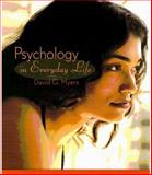 Psychology in Everyday Life, Myers, David G., 1429207892
