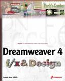 Dreamweaver 4 f/x and Design, Ulrich, Laurie Ann, 1576107892