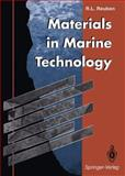 Materials in Marine Technology, Reuben, R.L., 3540197893