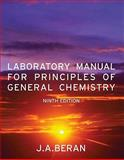 Principles of General Chemistry, Beran, Jo Allan, 0470647892