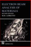 Electron Beam Analysis of Materials, Loretto, M. H., 0412477904