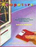 Computers Concepts and Application for Users with Qbasic, Nickerson, Robert C., 0673467902