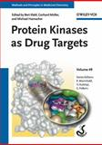 Protein Kinases As Drug Targets, , 3527317902