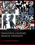 The Columbia History of Twentieth-Century French Thought, , 0231107900