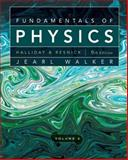 Fundamentals of Physics, Halliday, David and Resnick, Robert, 0470547901