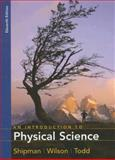An Introduction to Physical Science, Shipman, James T. and Wilson, Jerry D., 061869790X