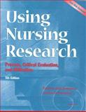 Using Nursing Research : Process, Critical Evaluation and Utilization, Dempsey, Patricia Ann and Dempsey, Arthur D., 0781717906