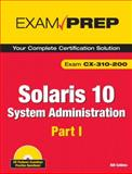 Solaris 10 System Administration Pt. 1, Calkins, Bill, 0789737906
