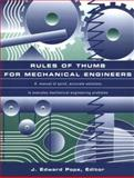 Rules of Thumb for Mechanical Engineers 9780884157908