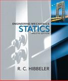 Engineering Mechanics : Statics, Hibbeler, Russell C., 0136077900