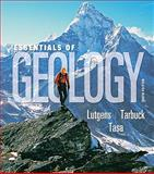 Essentials of Geology Value Package (includes Laboratory Manual in Physical Geology), Lutgens and Lutgens, Frederick K., 0138127905