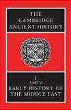 The Cambridge Ancient History 9780521077910