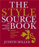 The Style Sourcebook, Judith Miller, 1552977919