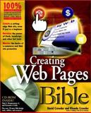 Creating Web Pages Bible, David A. Crowder and Rhonda Crowder, 0764547917